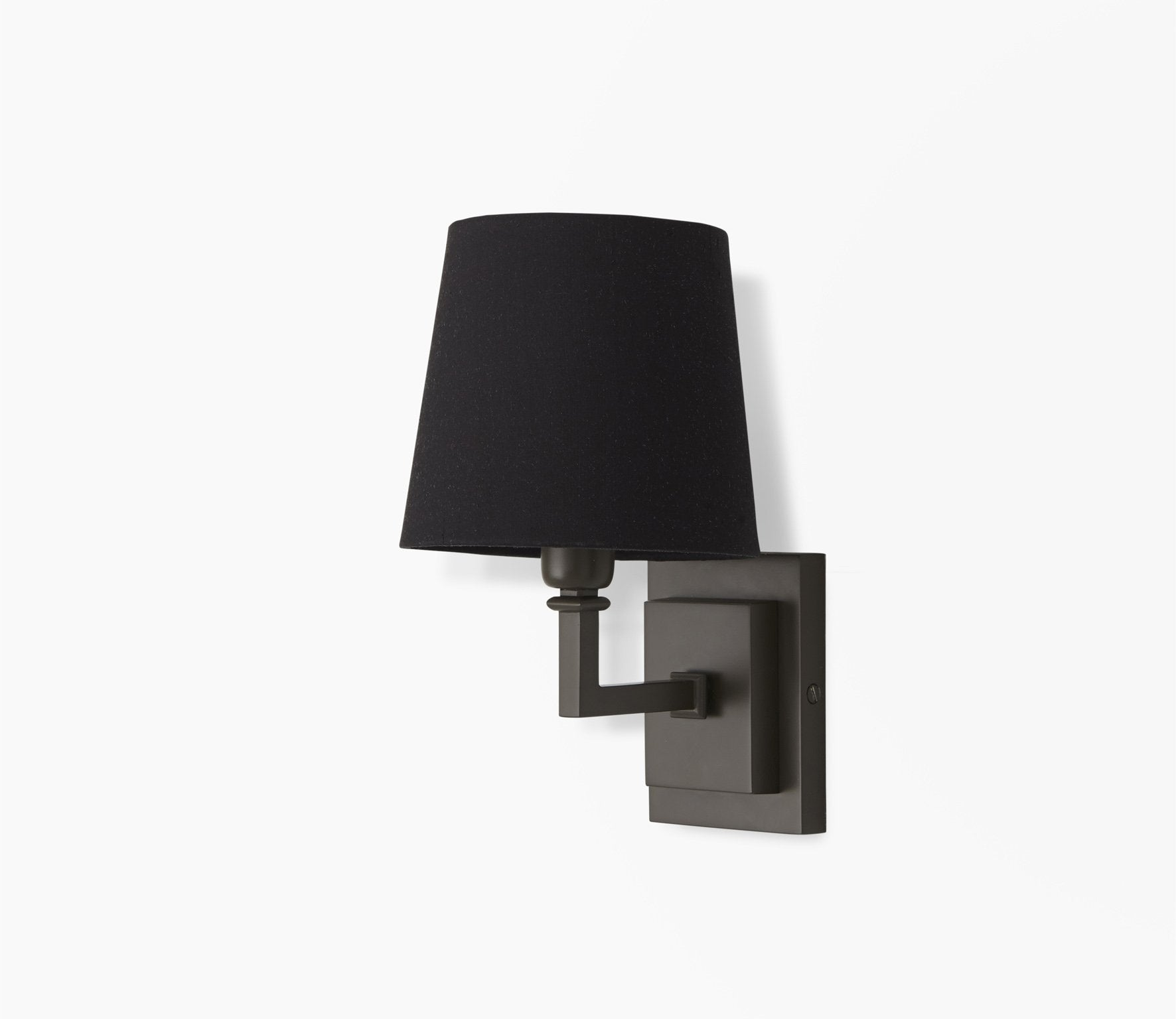 Parker Wall Light with Drum Shade Product Image 2