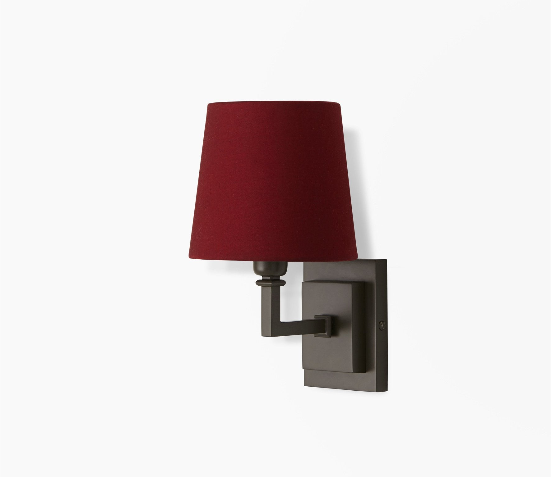 Parker Wall Light with Drum Shade Product Image 9