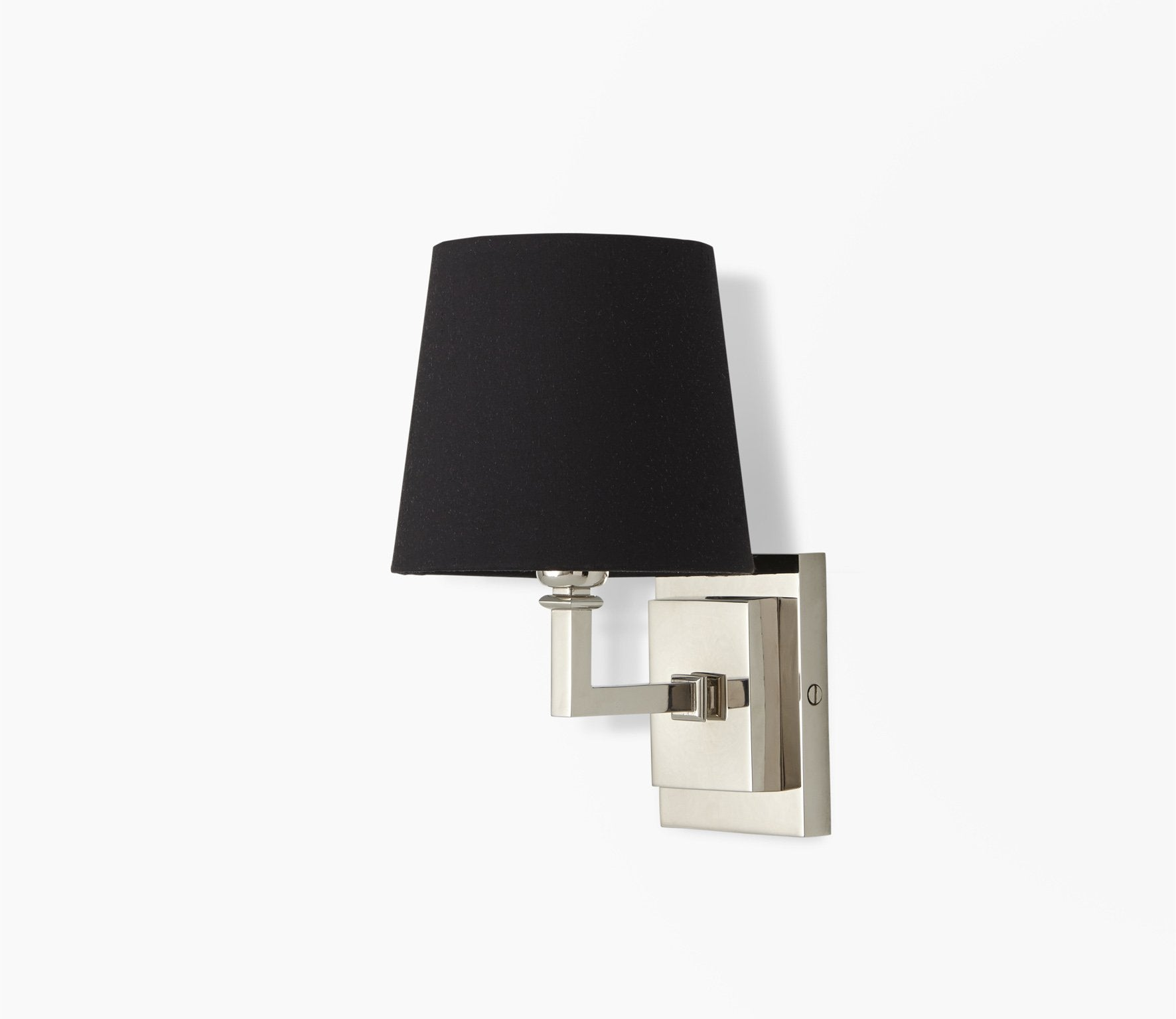 Parker Wall Light with Drum Shade Product Image 3