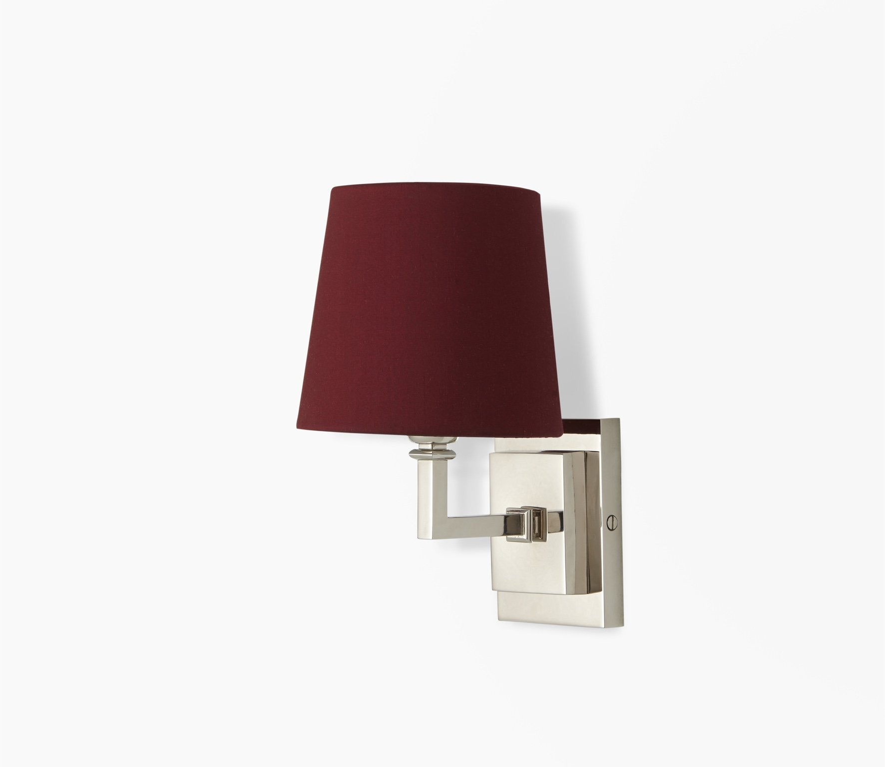 Parker Wall Light with Drum Shade Product Image 4
