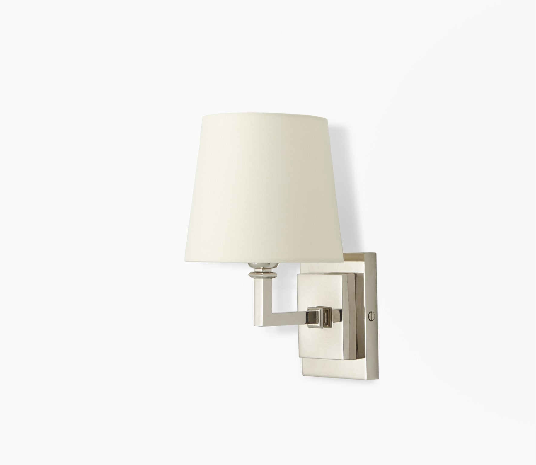 Parker Wall Light with Drum Shade Product Image 5