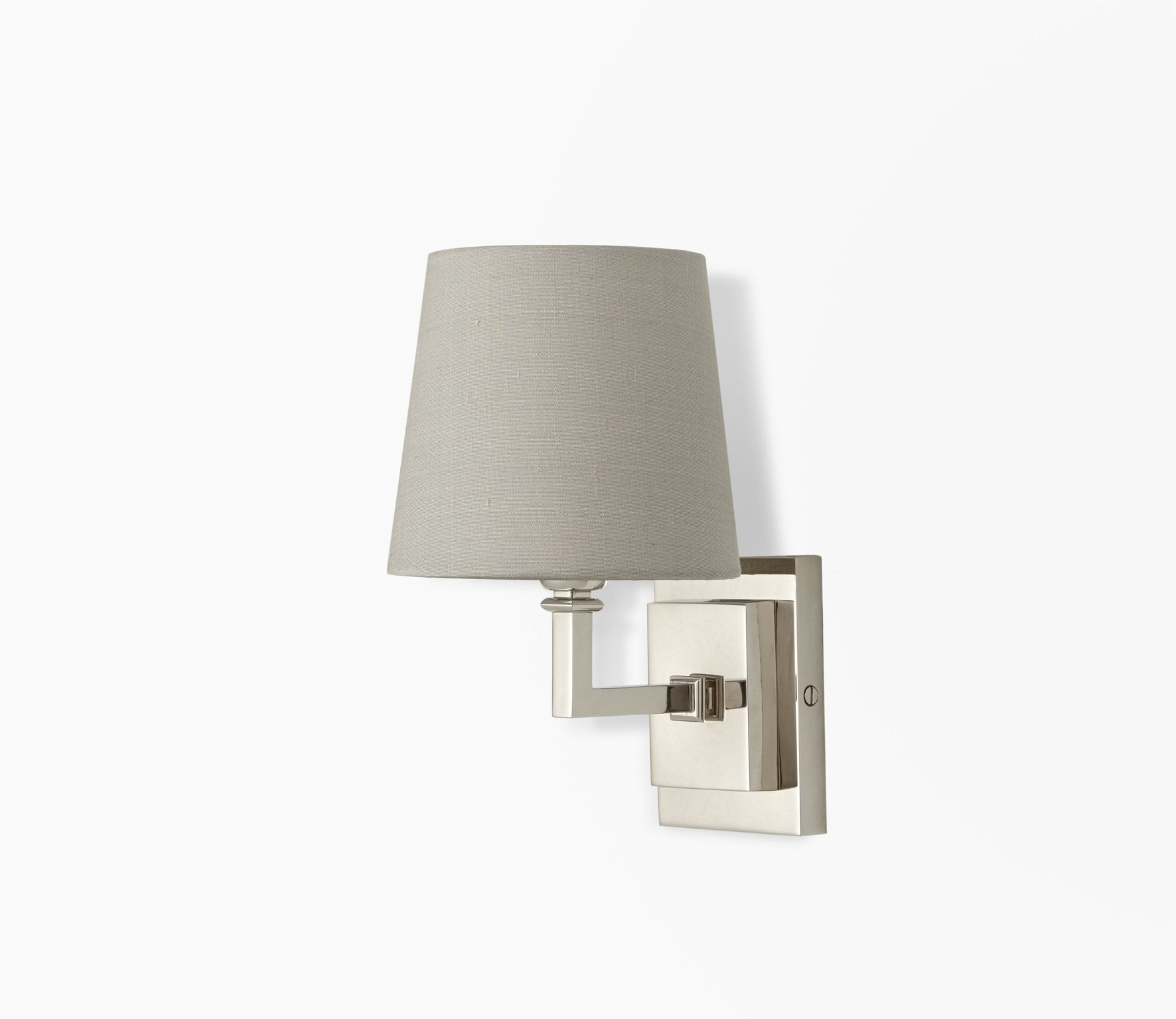 Parker Wall Light with Drum Shade Product Image 7