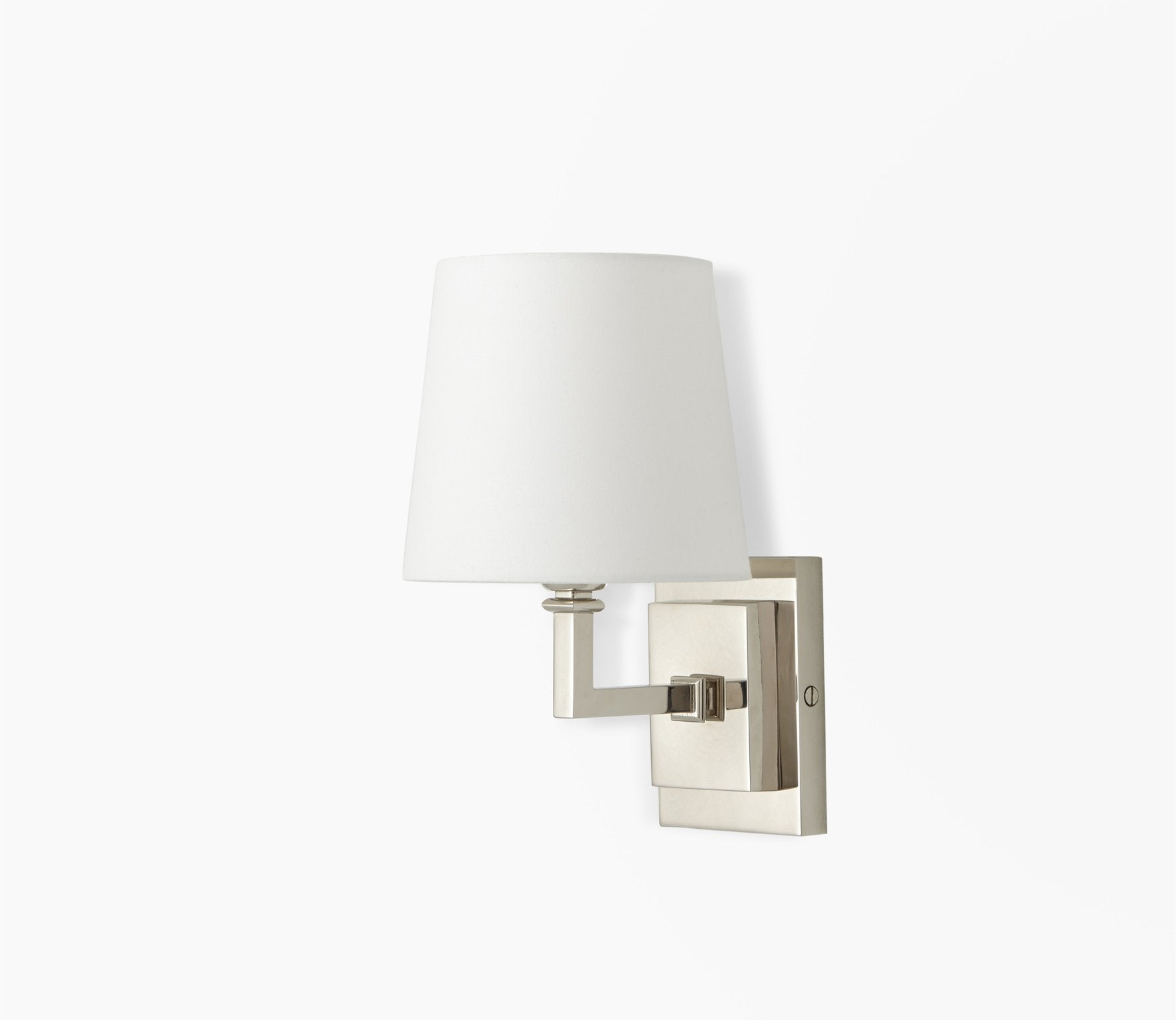 Parker Wall Light with Drum Shade Product Image 8