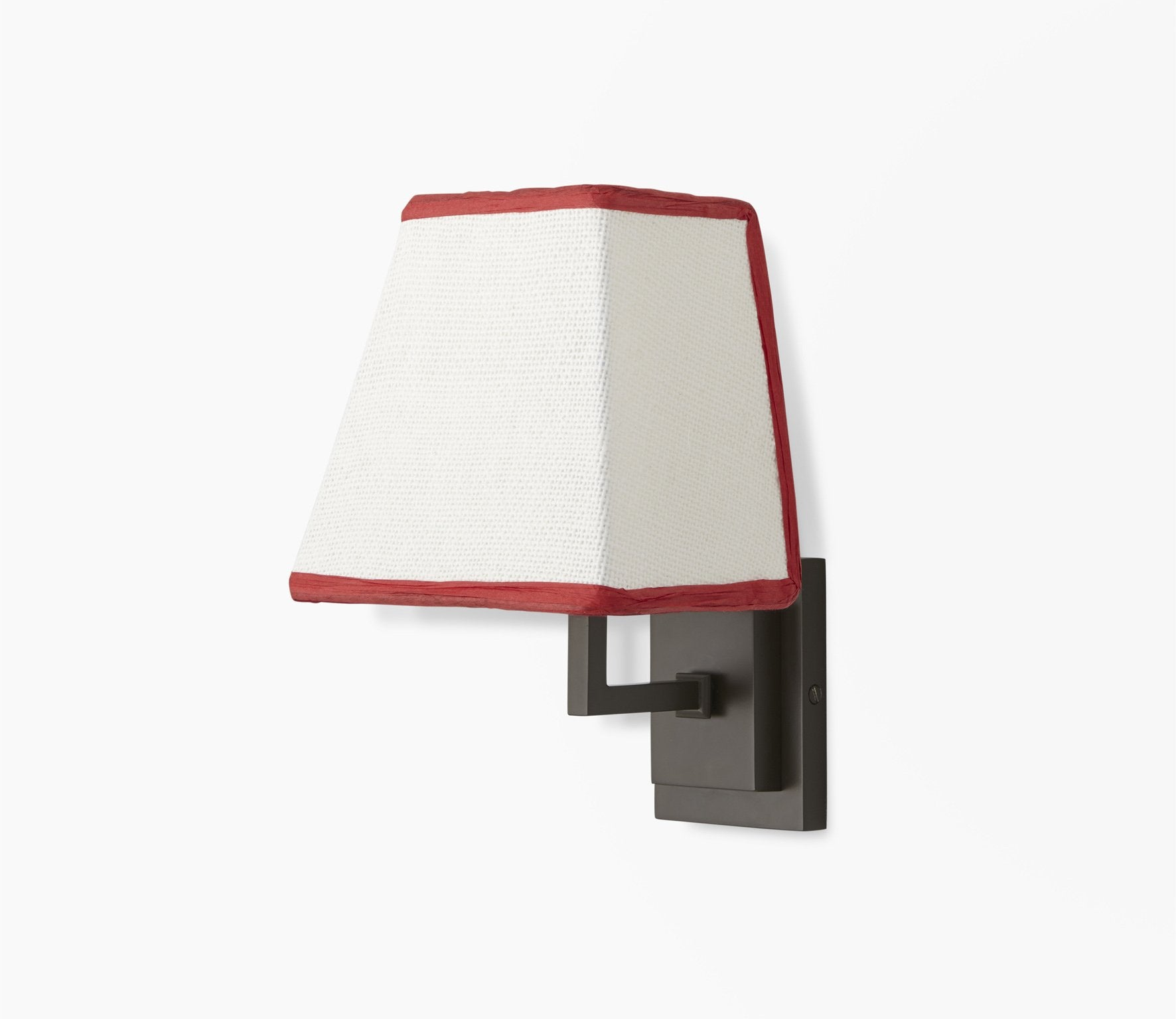 Parker Wall Light with Trapezoid Shade Product Image 3