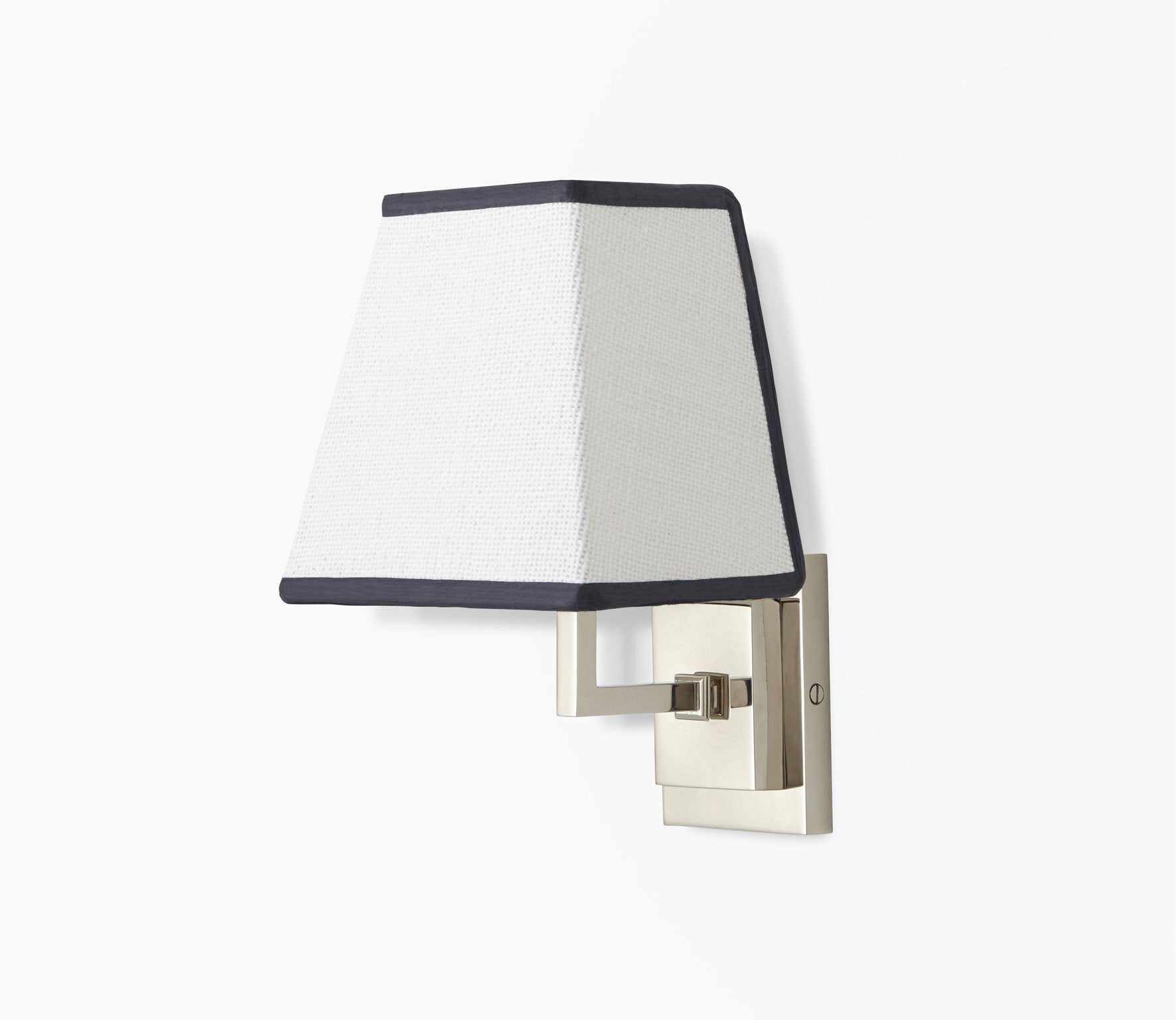 Parker Wall Light with Trapezoid Shade Product Image 2