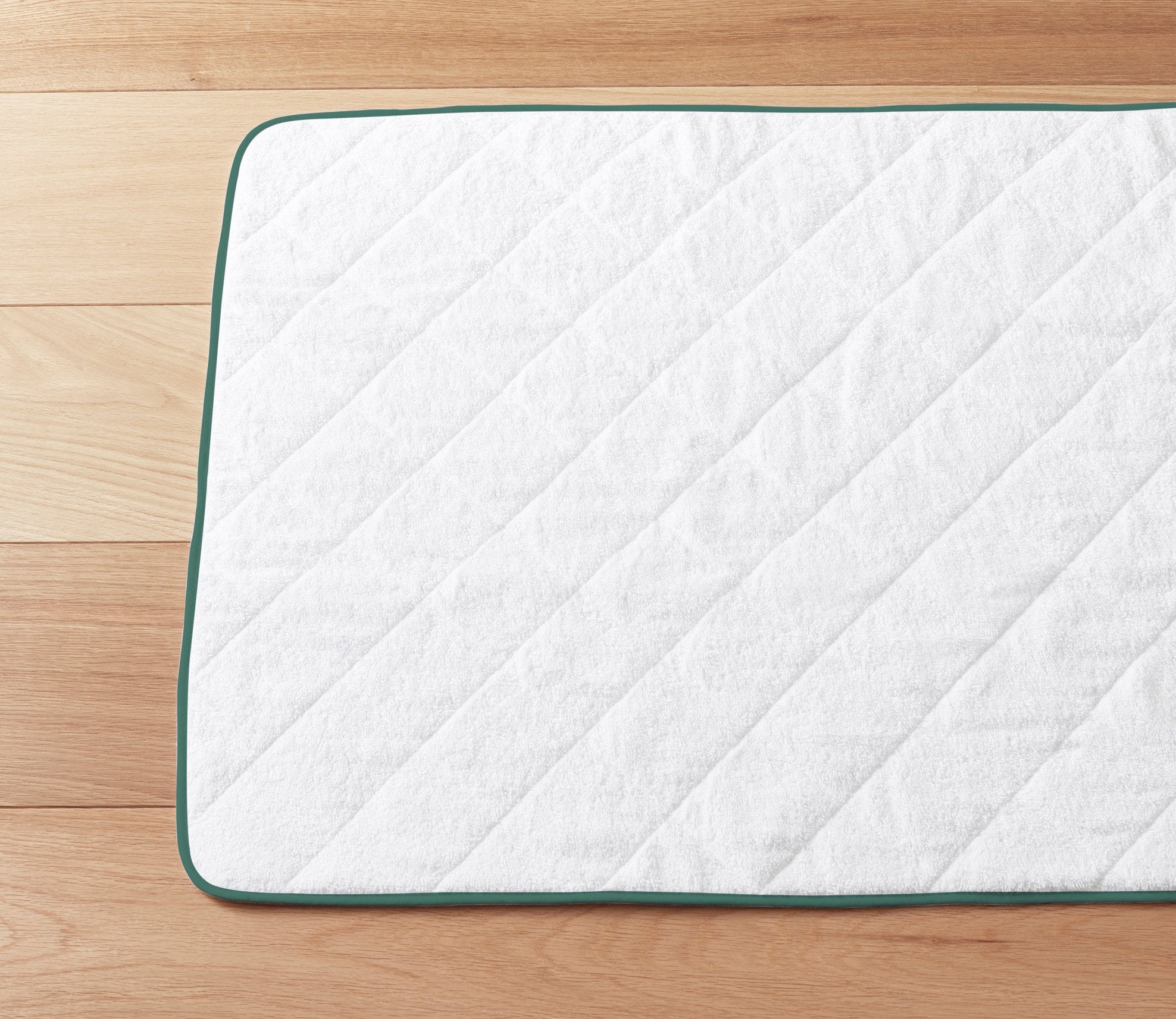 Cairo Quilted Bath Mat Custom Product Image 1