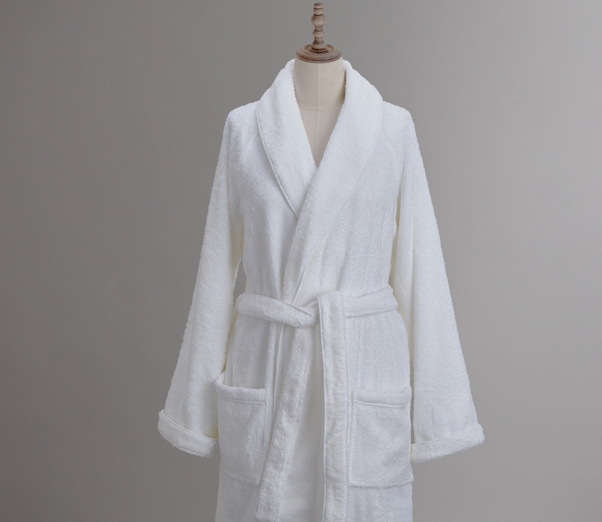 Cairo Robe White Large Product Image 1