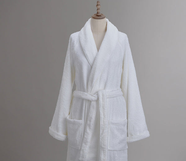Cairo Robe White