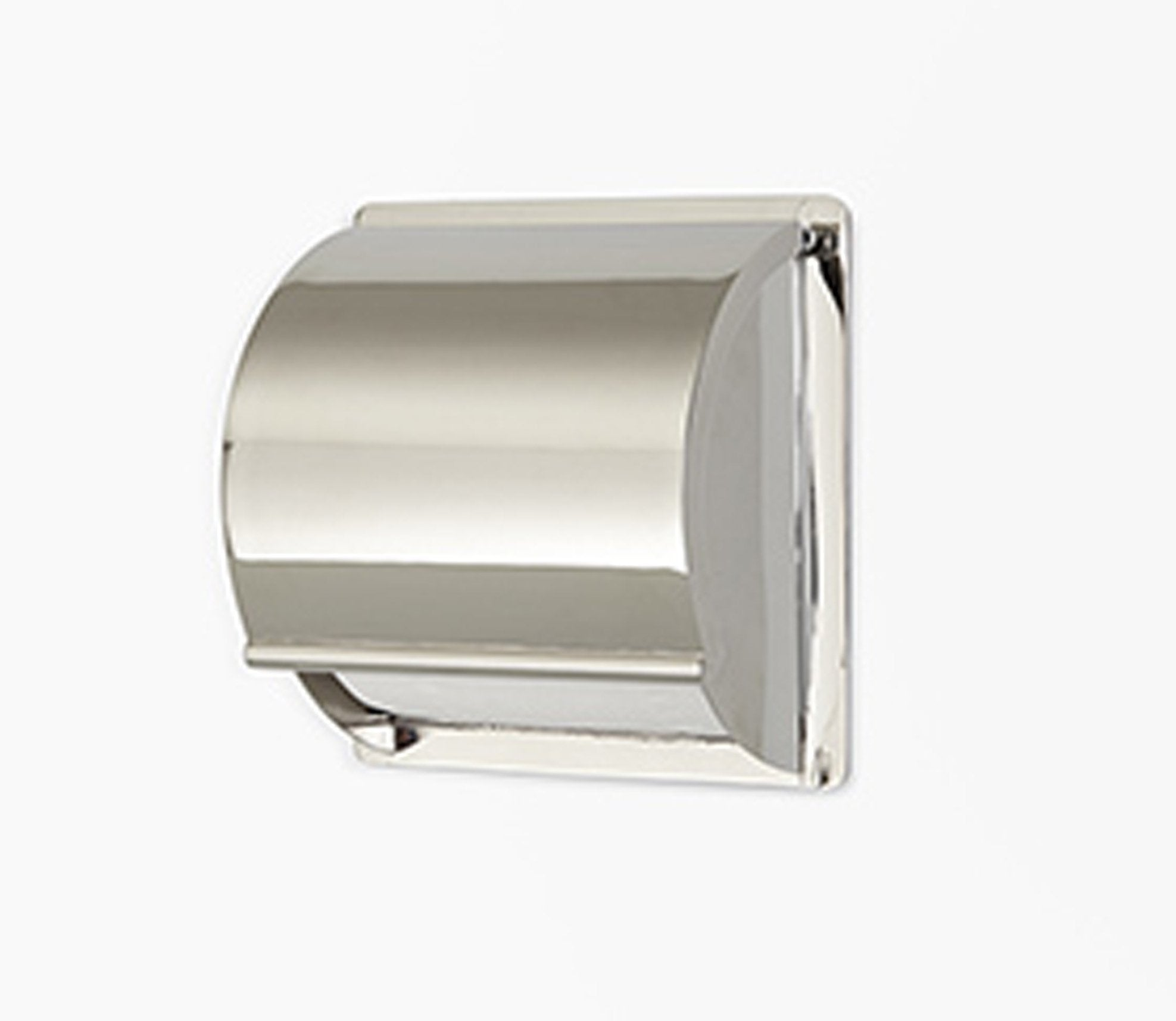 Wall Recessed Toilet Paper Holder Product Image 1