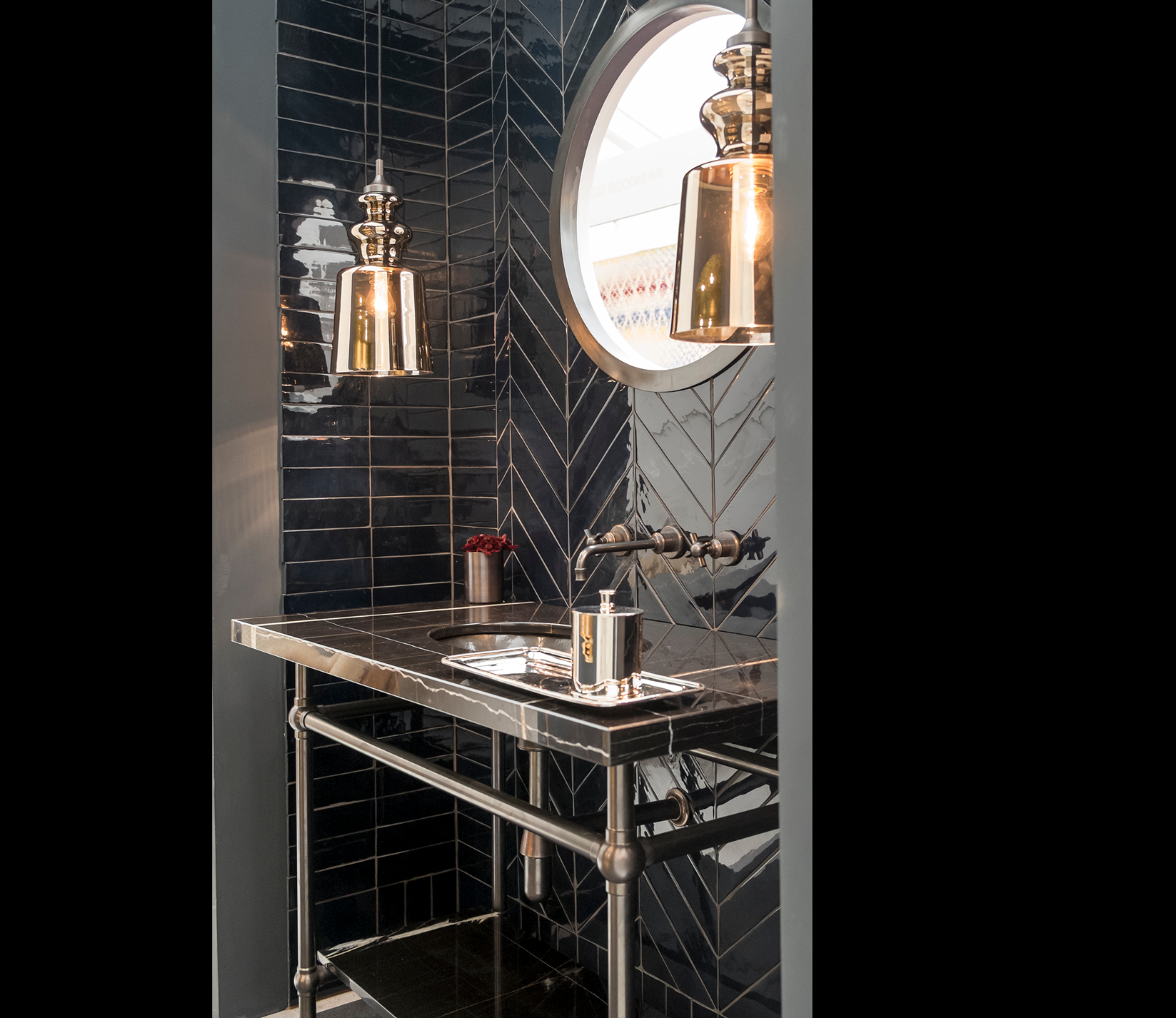 Gotham Washstand Extra Wide Single Product Image 3