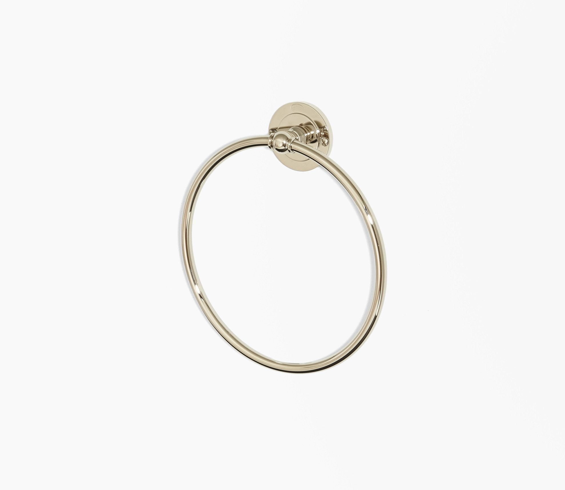 Moderna Towel Ring Product Image 1