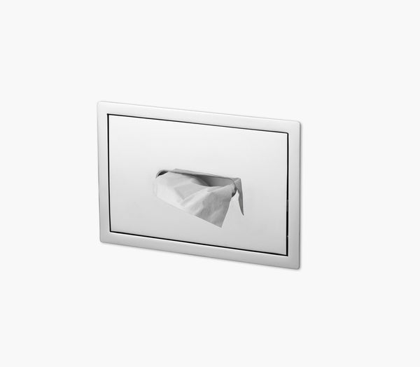 Wall Recessed Tissue Holder