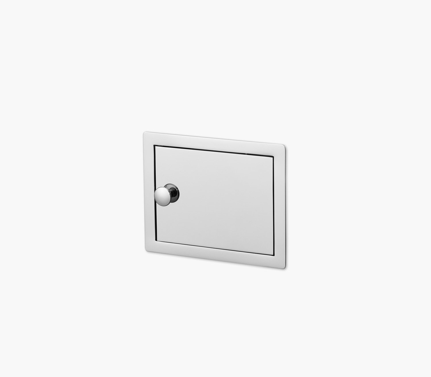 Wall Recessed Toilet Paper Holder II Left Product Image 1