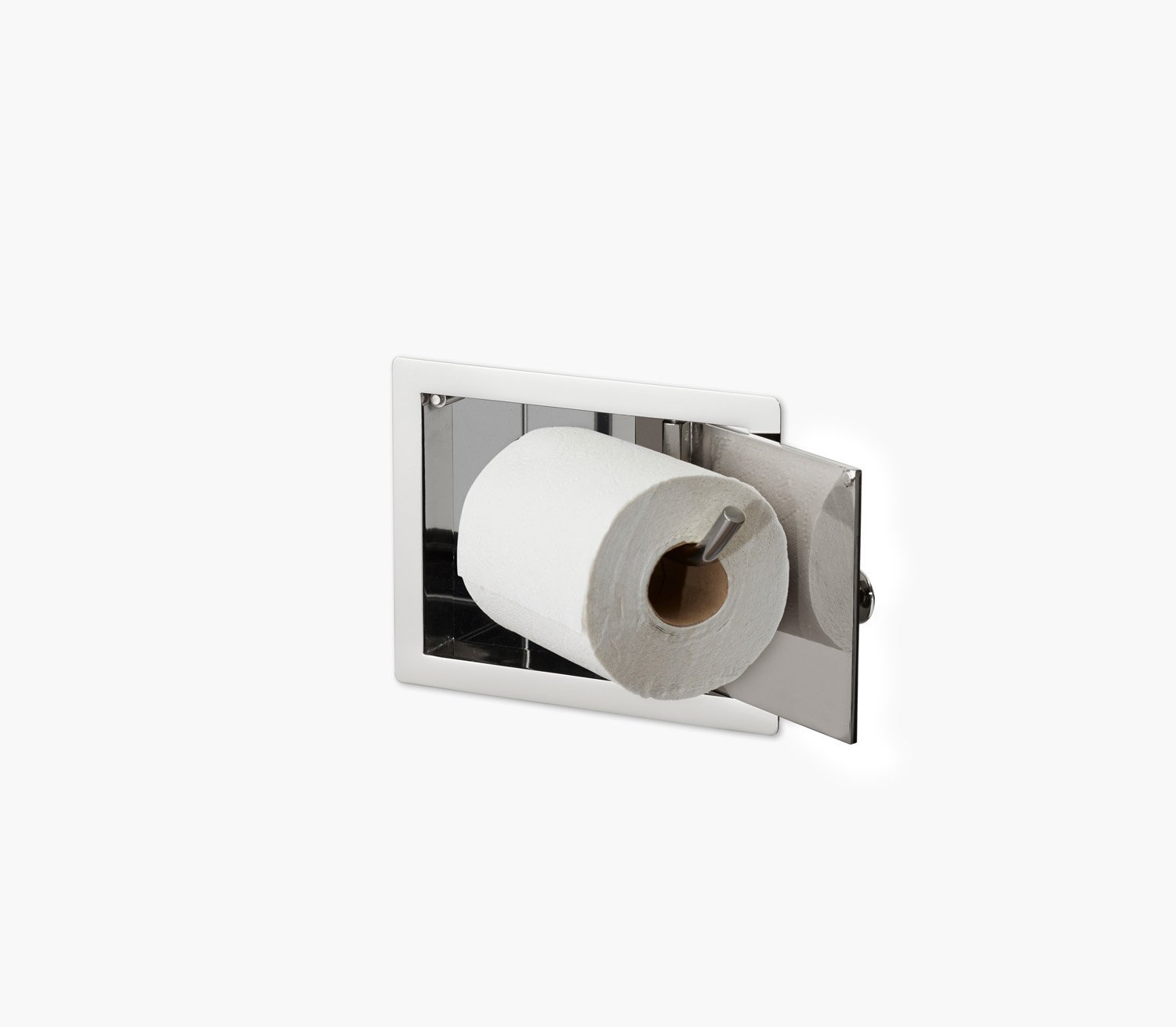 Wall Recessed Toilet Paper Holder II Product Image 2