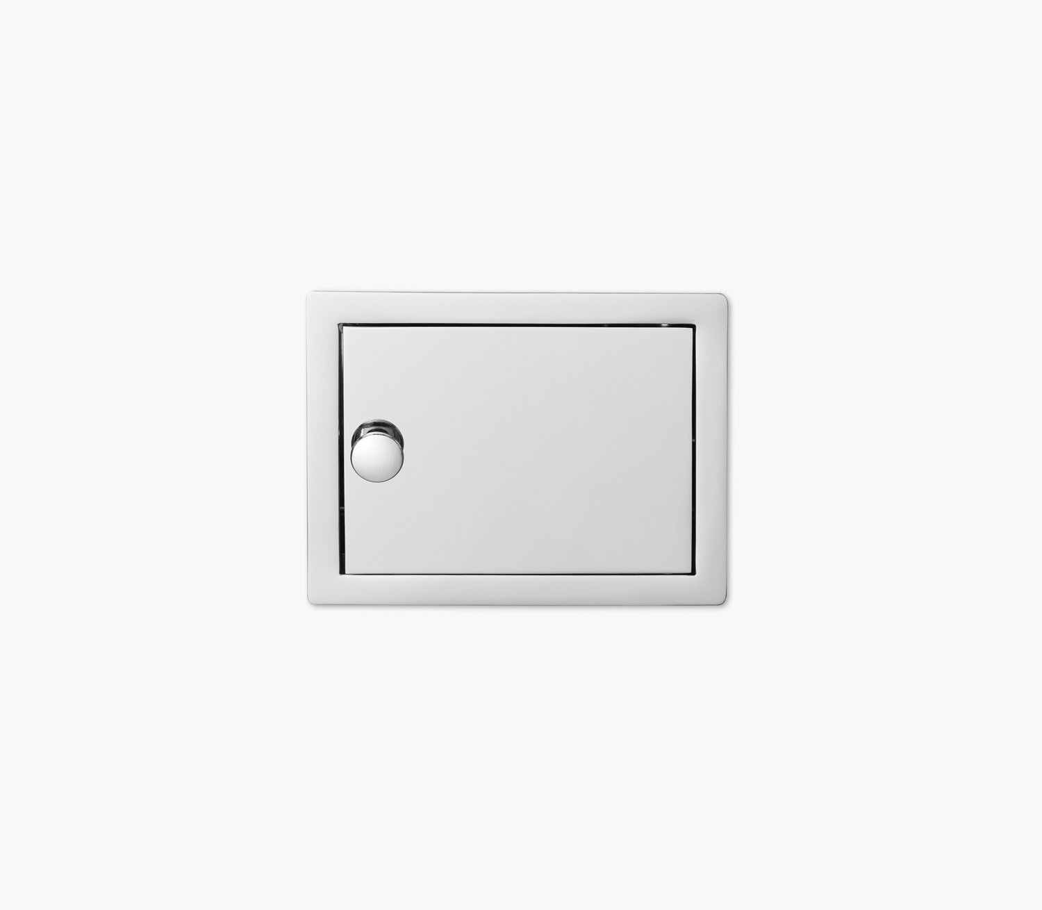 Wall Recessed Toilet Paper Holder II Product Image 4