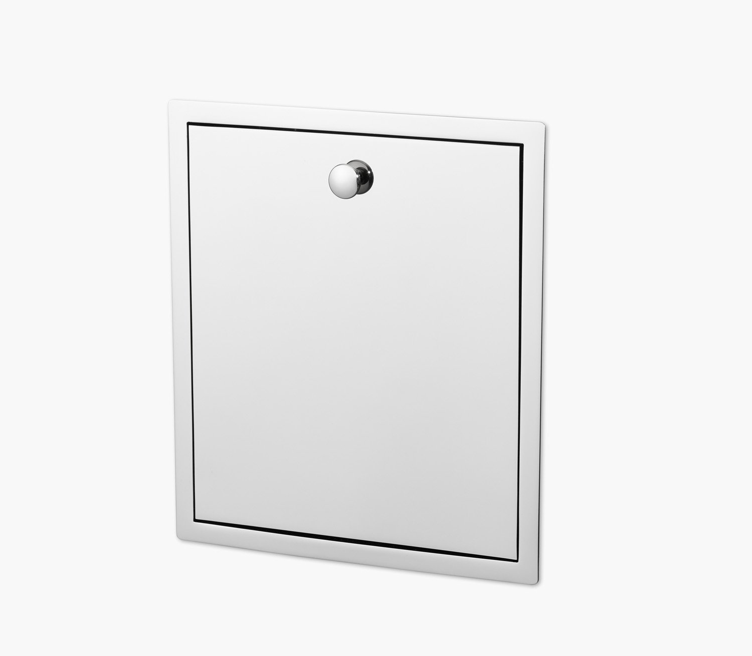 Wall Recessed Waste Bin Product Image 1