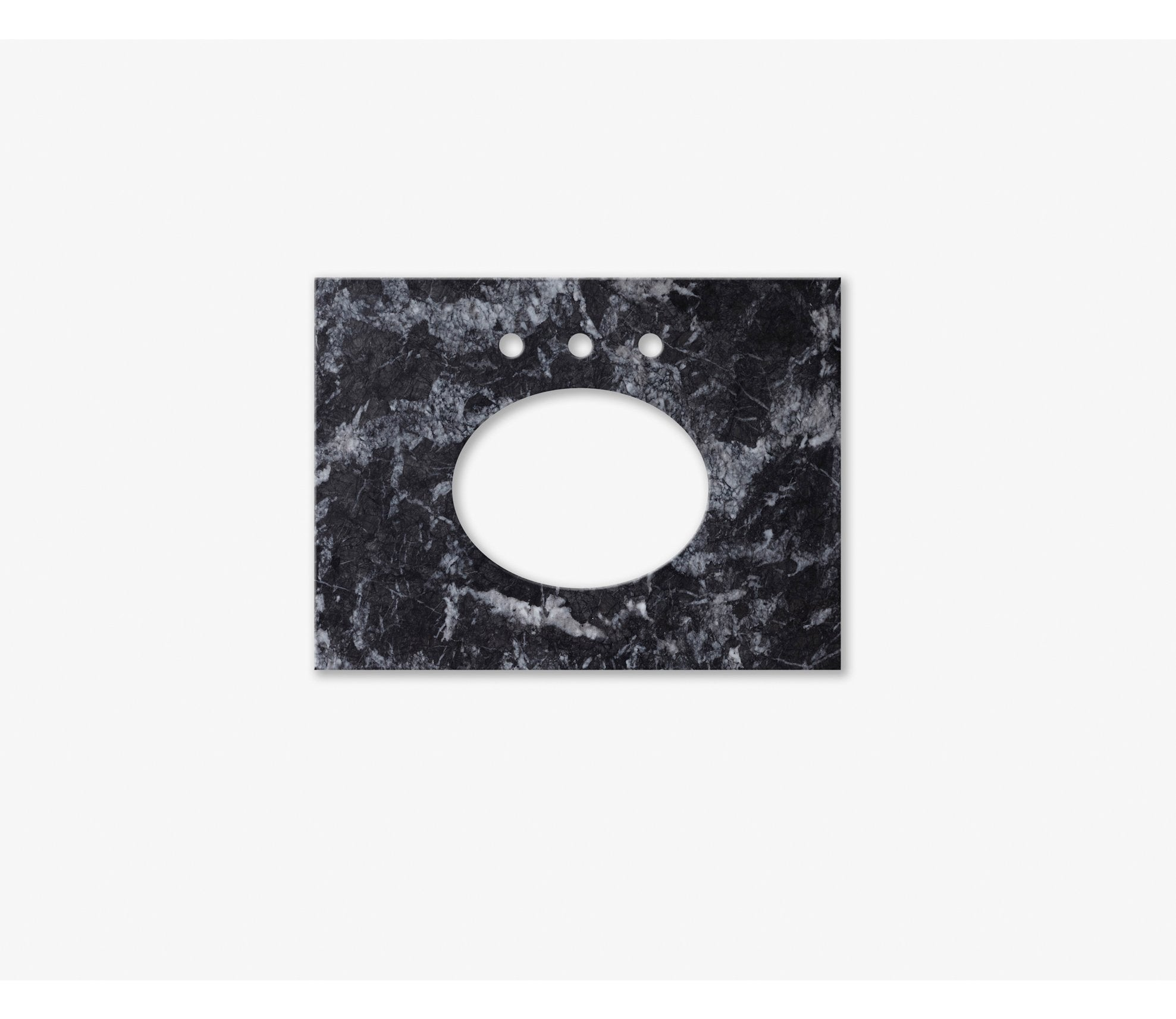 Marble Top Single Grigio Product Image 2