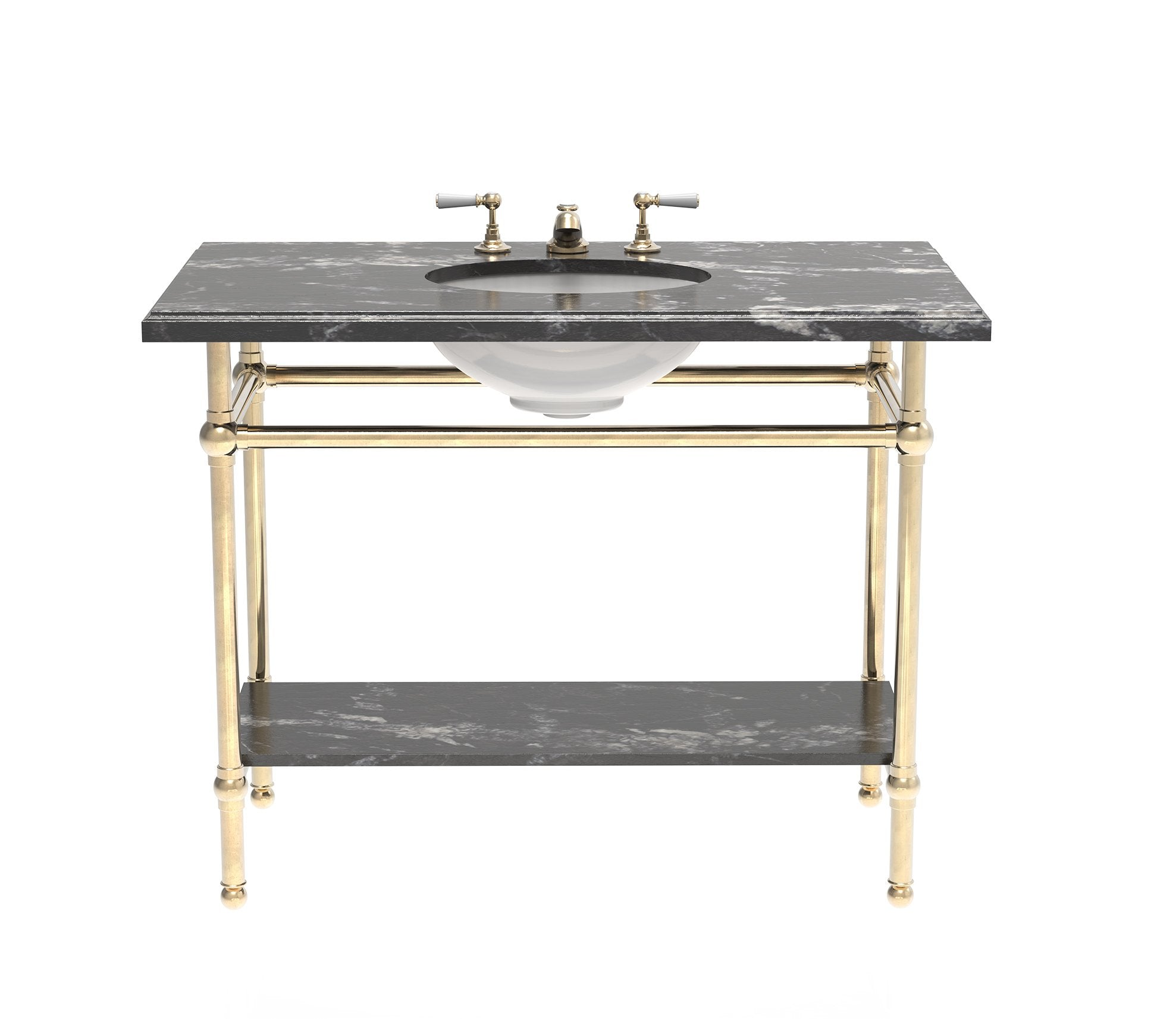 Gotham Washstand Extra Wide Single Product Image 2