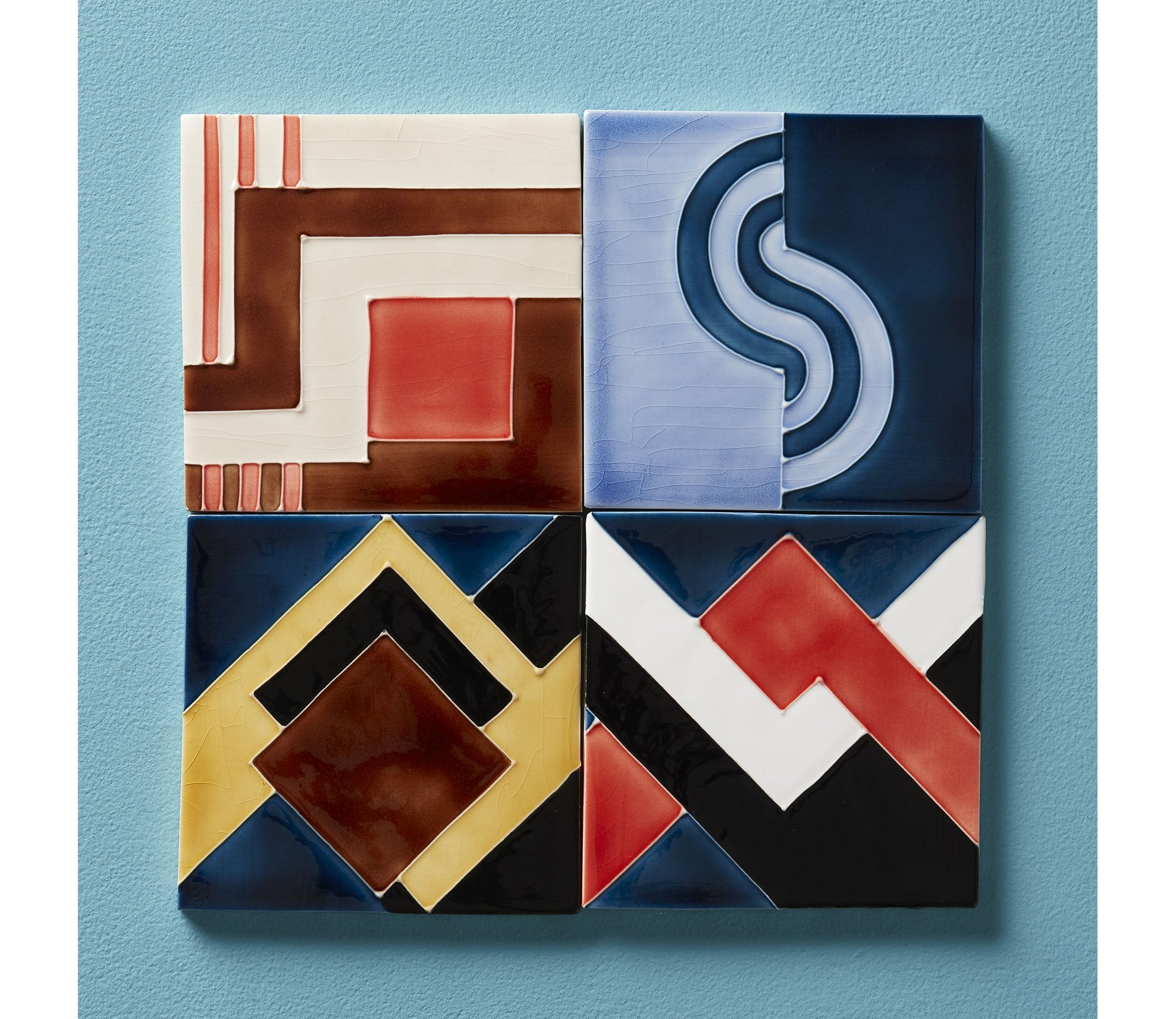 Hanley Tube Lined Decorative Tiles Product Image 59