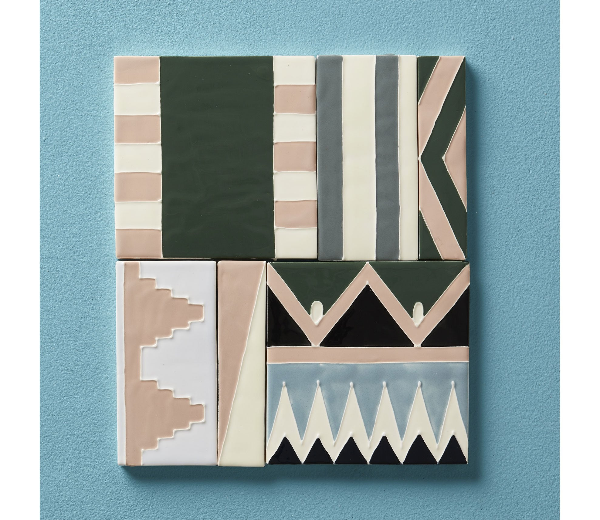 Hanley Tube Lined Decorative Tiles Product Image 57