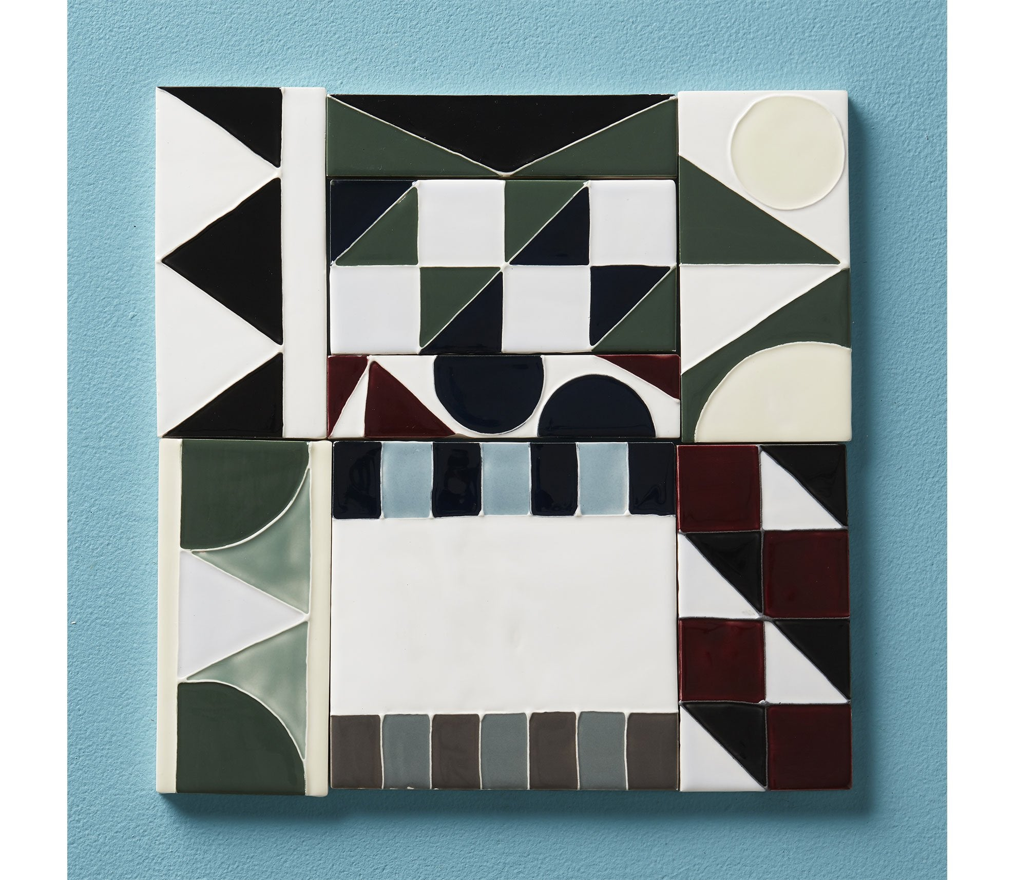 Hanley Tube Lined Decorative Tiles Product Image 58
