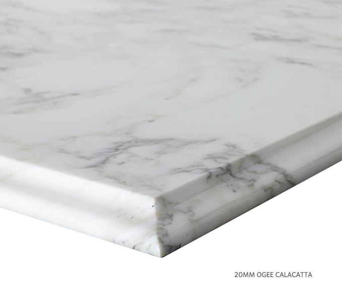 Marble Top Single Calacatta Product Image 3