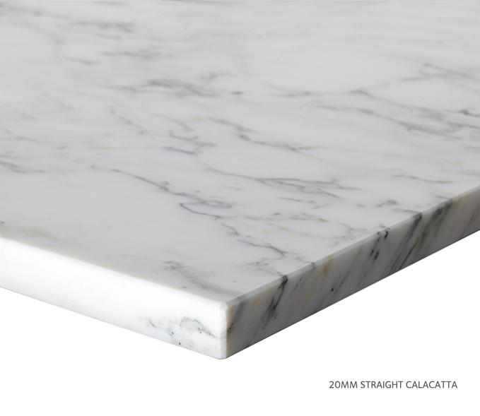 Marble Top Single Calacatta Product Image 5