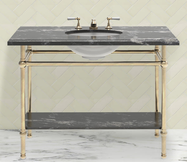 Gotham Washstand Extra Wide Single