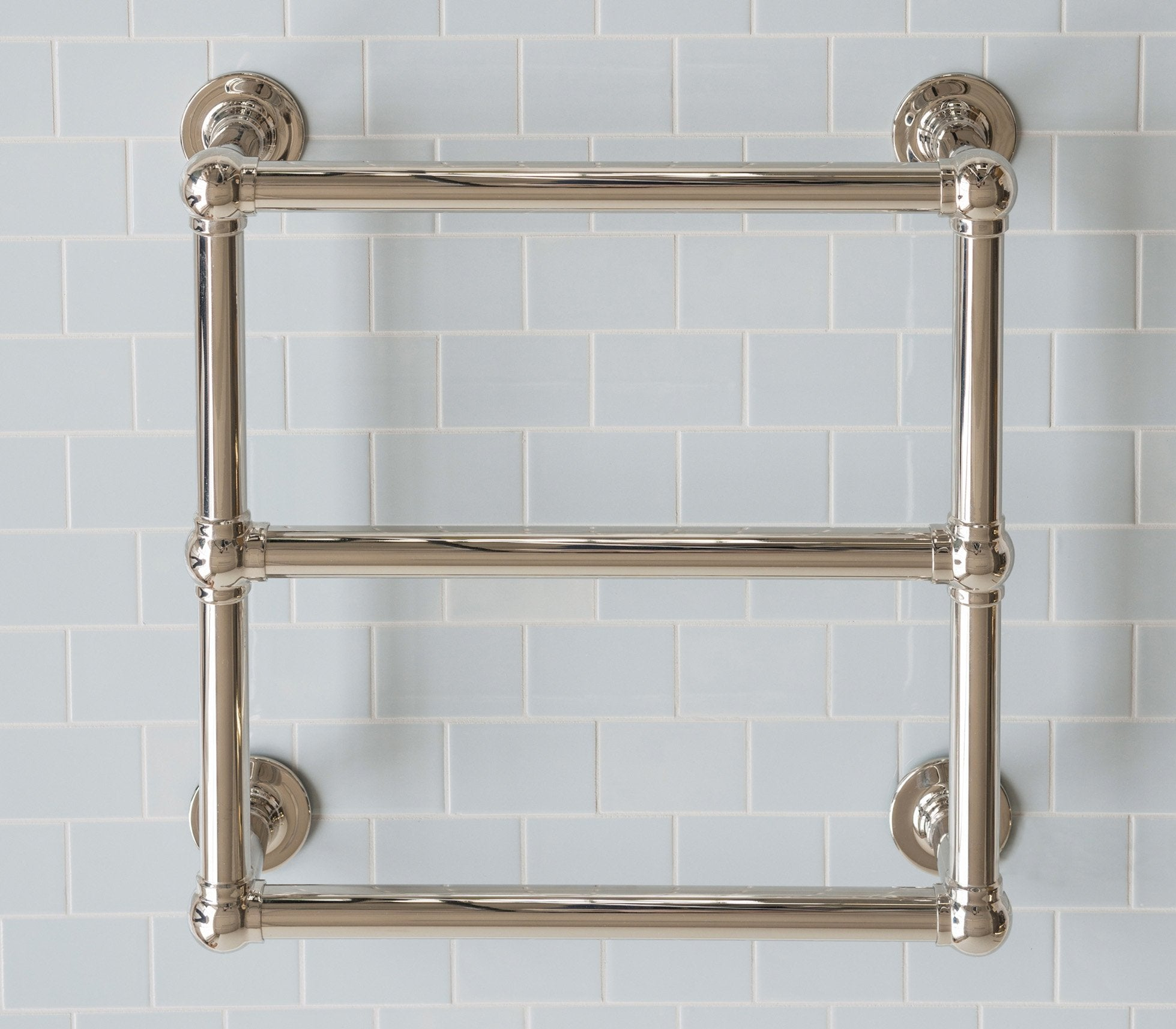 Classic Towel Warmer 3 Bar Wall Large Product Image 1