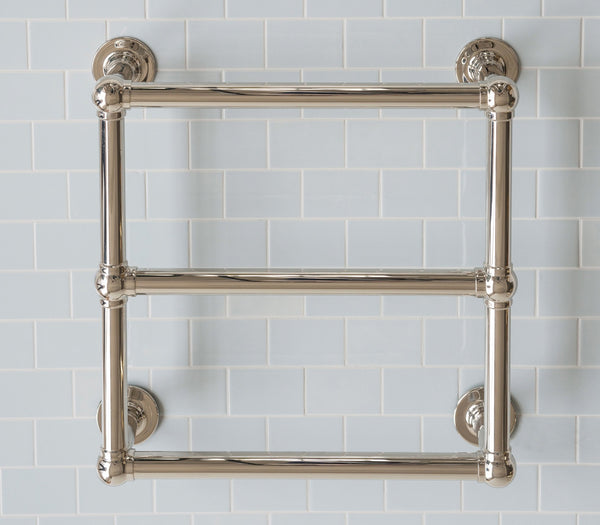 Classic Towel Warmer 3 Bar Wall Large