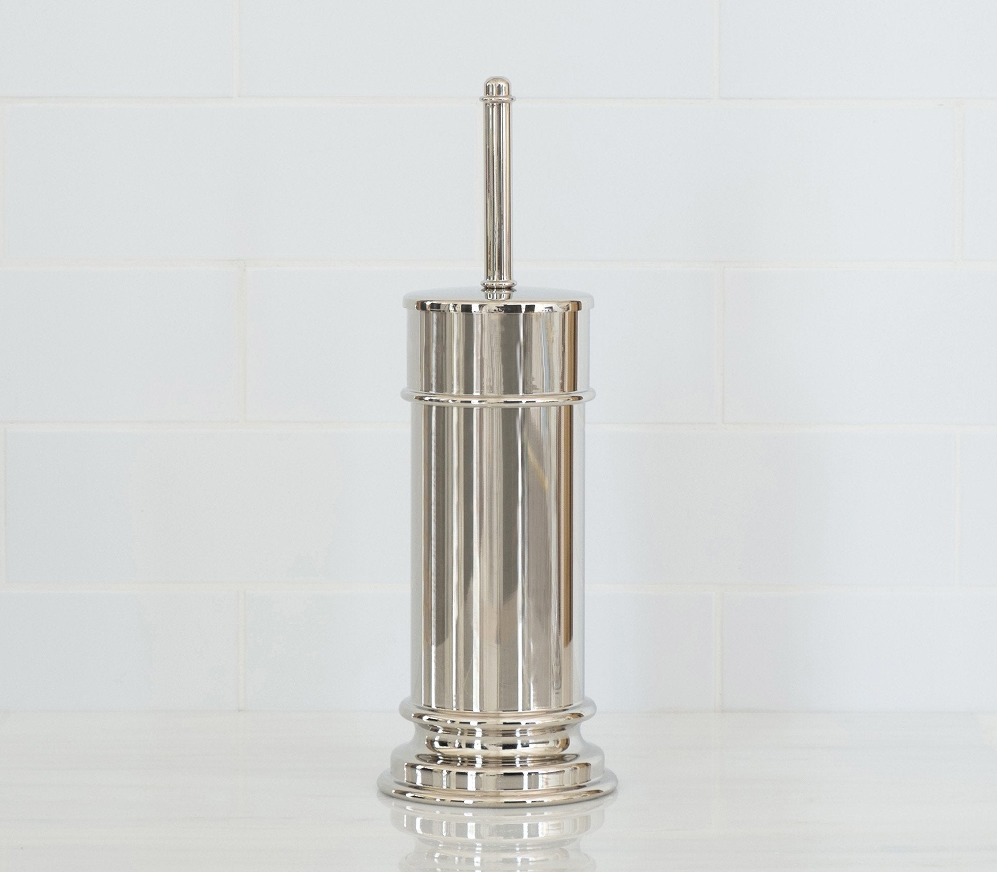 Classic Toilet Brush Freestanding Product Image 1