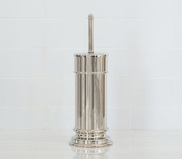 classic toilet brush freestanding master