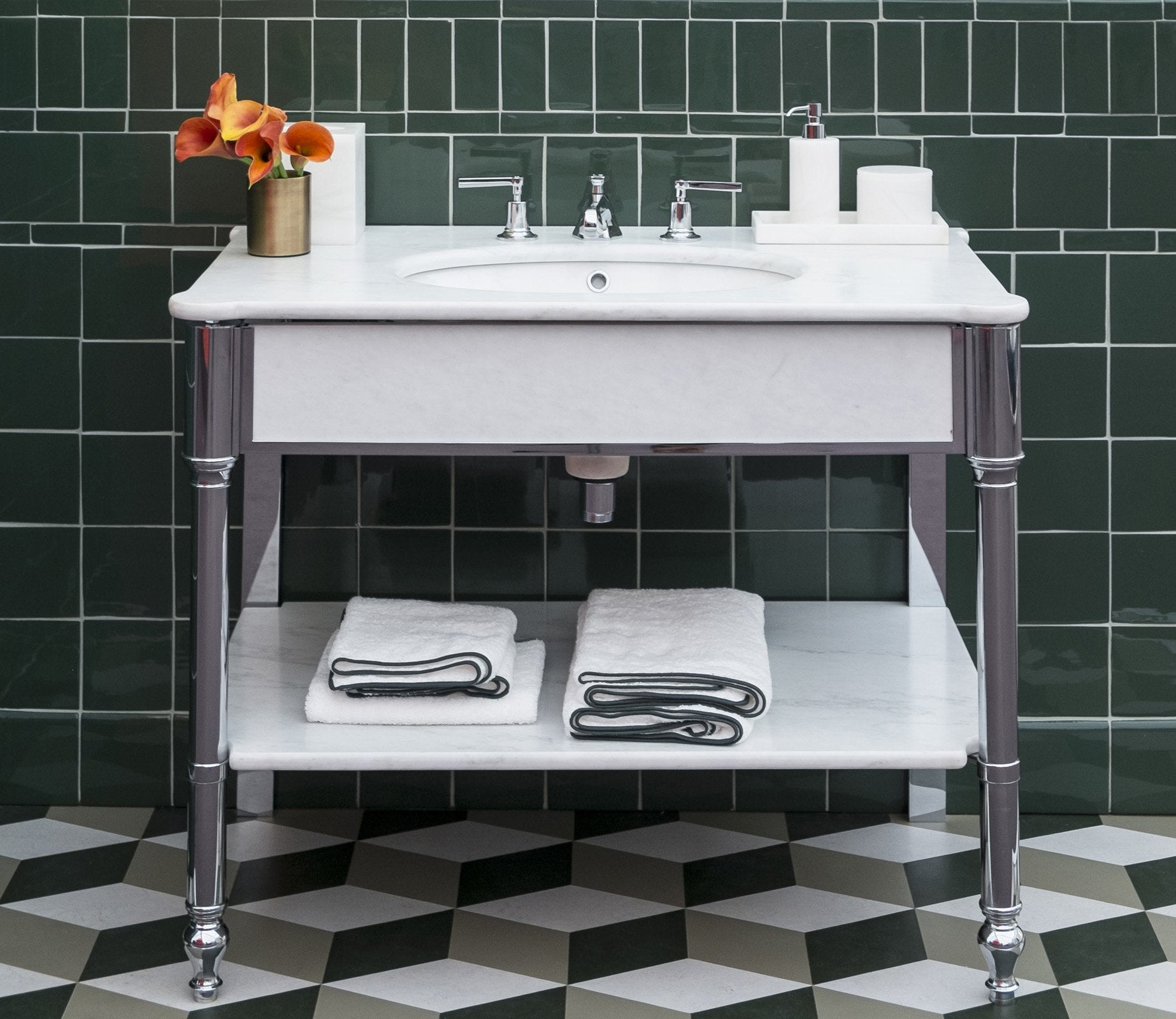 Firenze Washstand Product Image 1