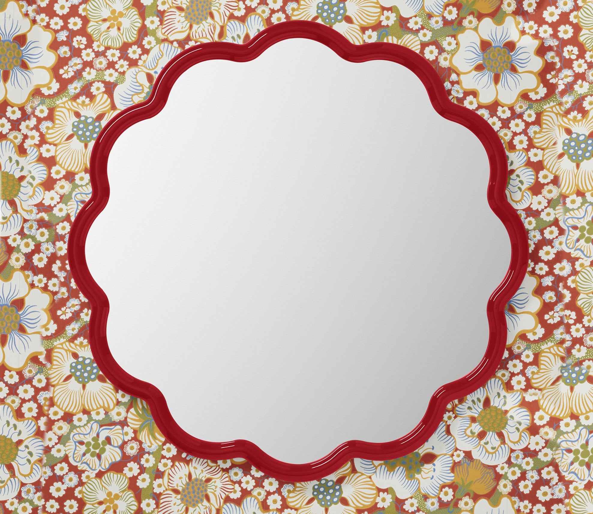 Flora Wall Mirror Large Product Image 4