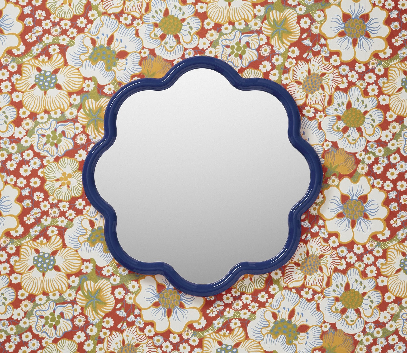 Flora Wall Mirror Small Product Image 3