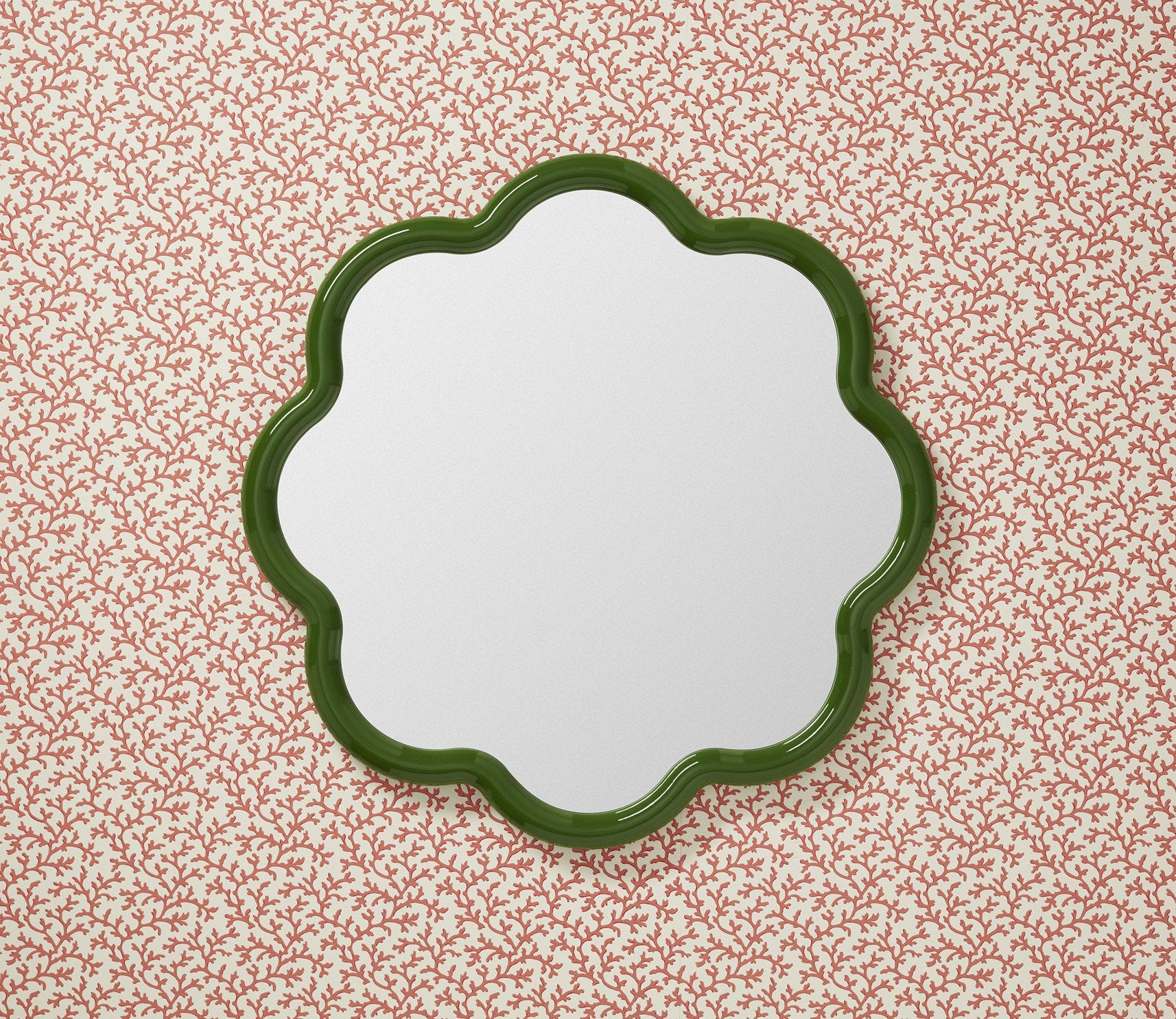 Flora Wall Mirror Small Product Image 1