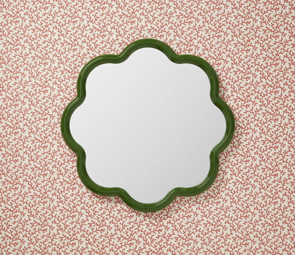 flora wall mirror small master