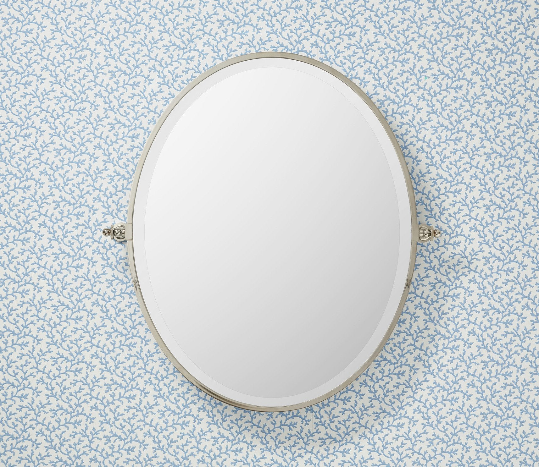 Hanbury Oval Tilting Mirror Product Image 1