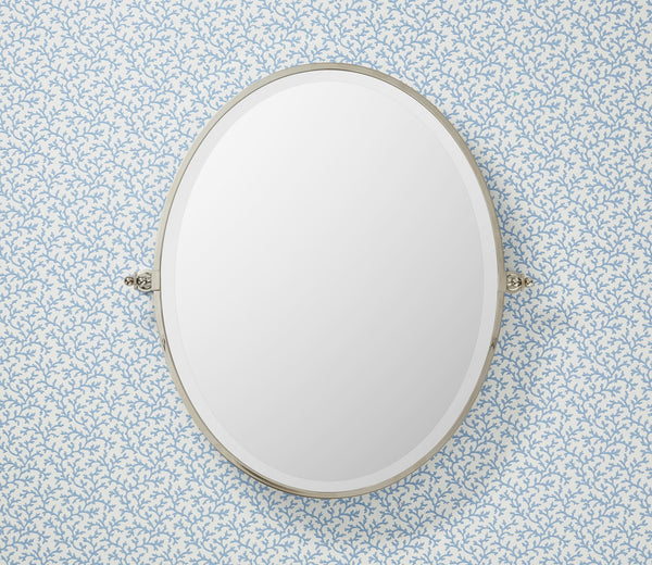 hanbury oval tilting mirror master