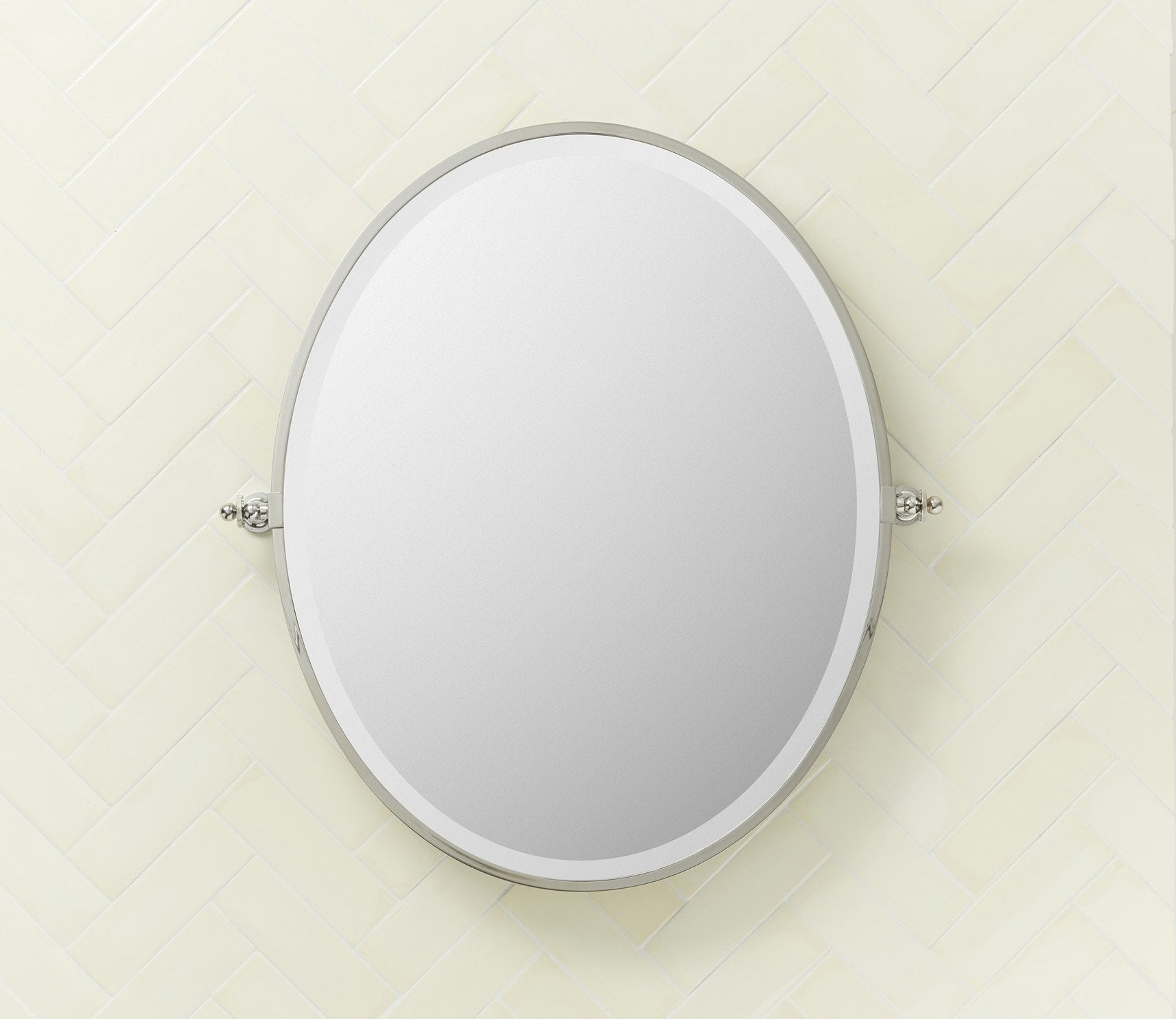 Hanbury Oval Tilting Mirror Product Image 2