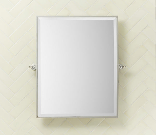 hanbury rectangle tilting mirror master