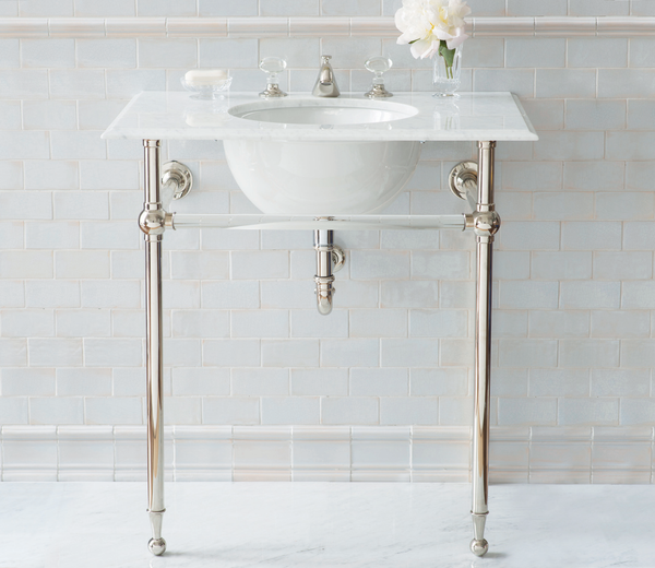 Hanbury Washstand Single 2-Leg