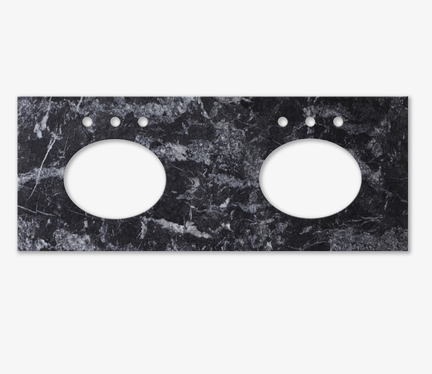 Marble Top Double Grigio Product Image 2