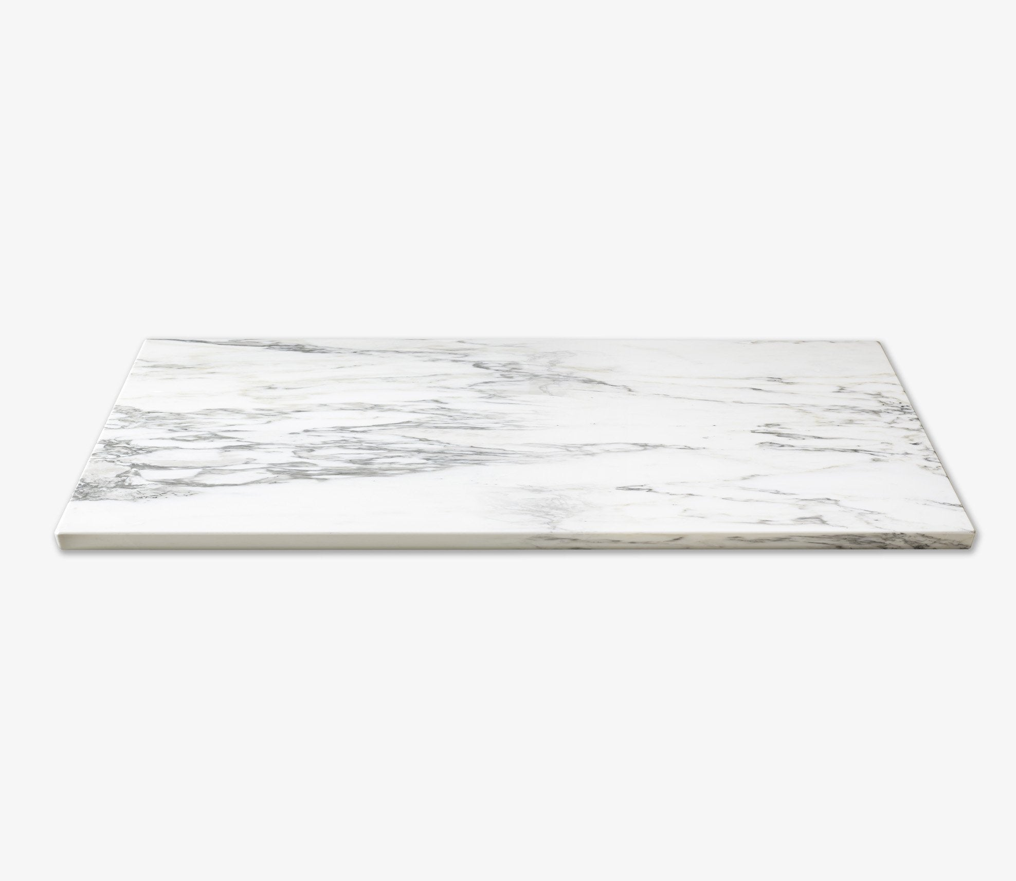 Marble Shelf Double Calacatta Product Image 1
