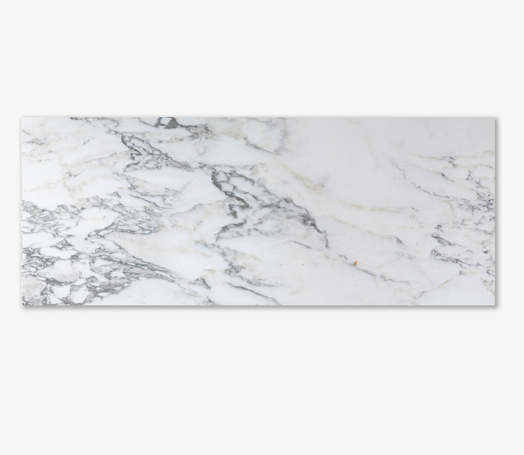 Marble Shelf Extra Wide Single Calacatta Product Image 2