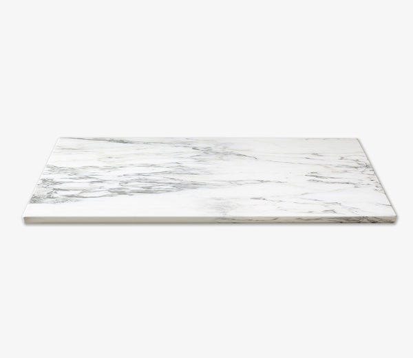 Marble Shelf Double Calacatta
