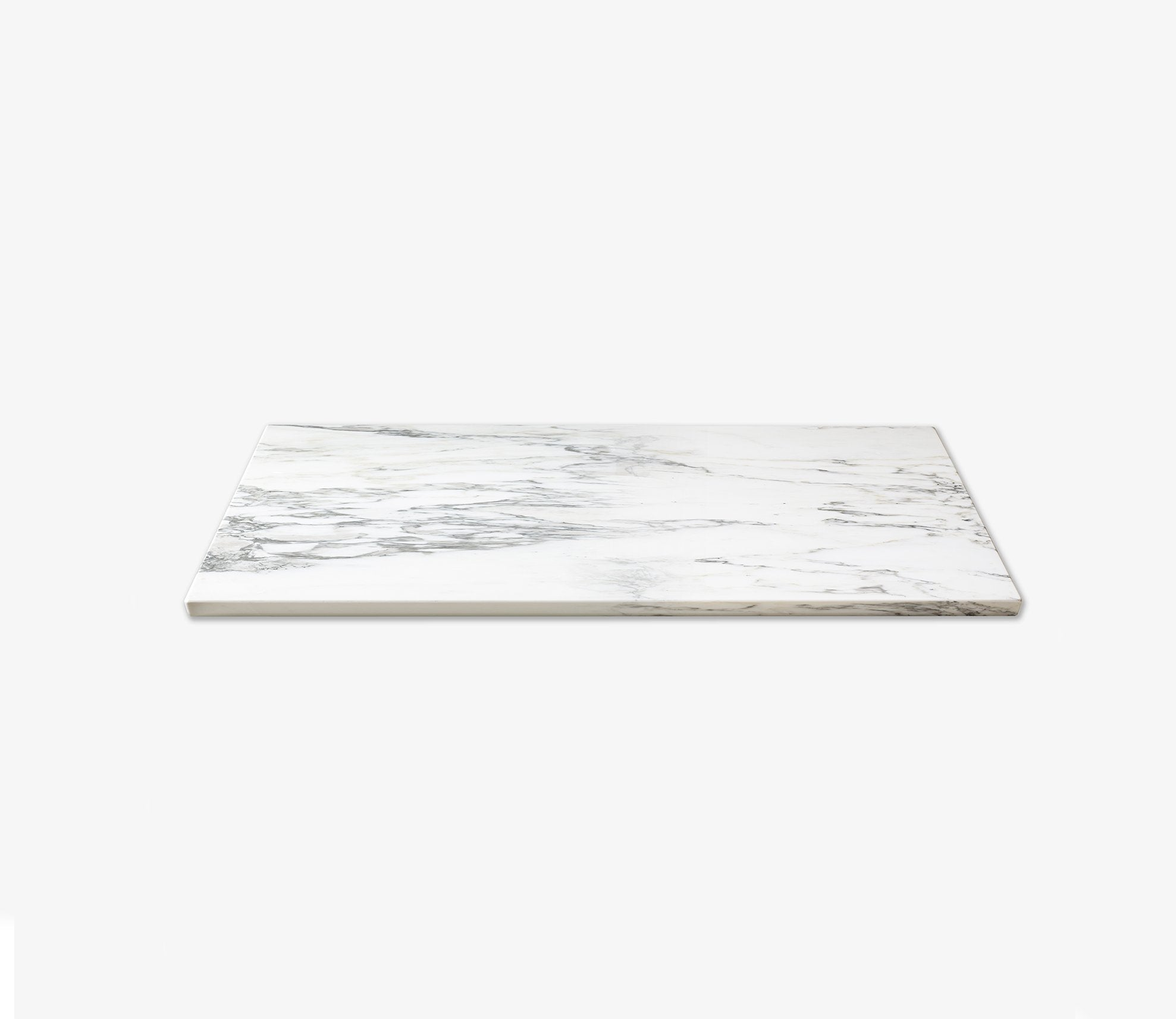 Marble Shelf Extra Wide Single Calacatta Product Image 1