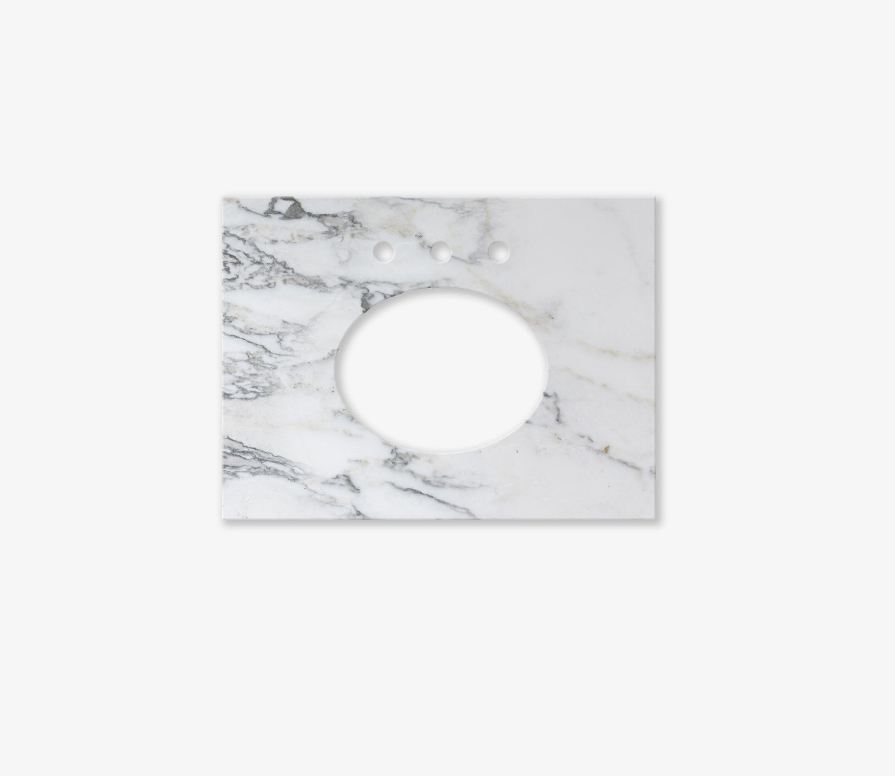Marble Top Single Calacatta Product Image 2
