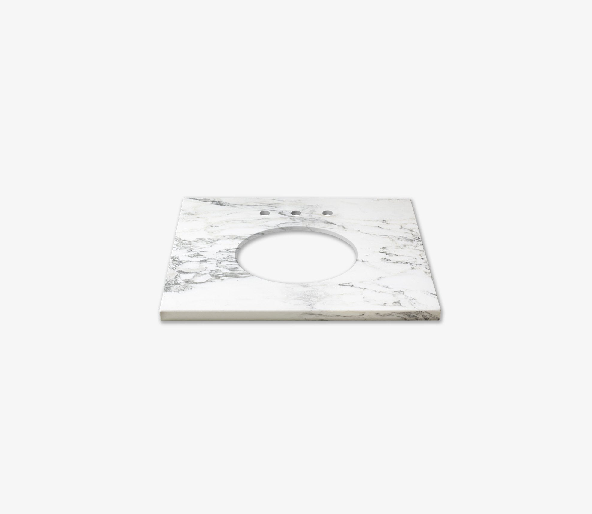 Marble Top Single Calacatta Product Image 1