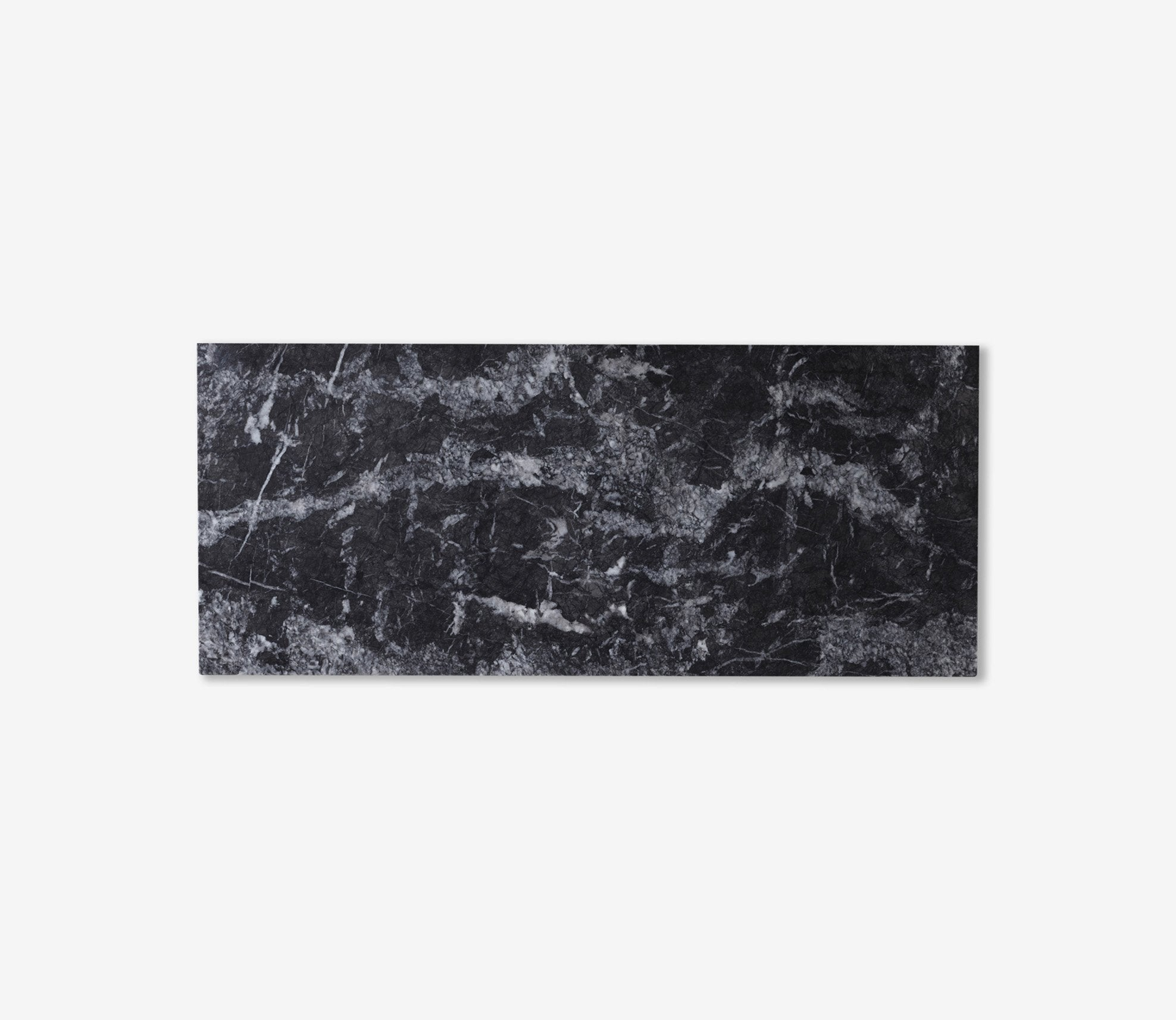 Marble Shelf Extra Wide Single Grigio Balineum